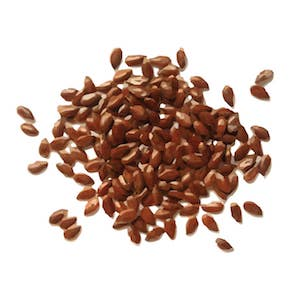 pile of flax