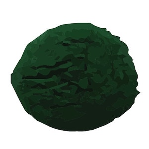 pile of manganous oxide