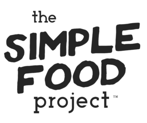 Simple Food Project Logo