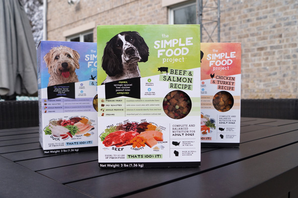 Simple Food Project real food recipes for dogs