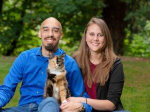 Josie & Ember